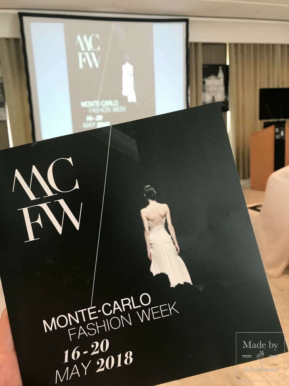 Monte-Carlo Fashion Week 2018