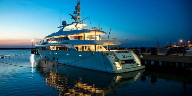 50-metre CRN superyacht Latona