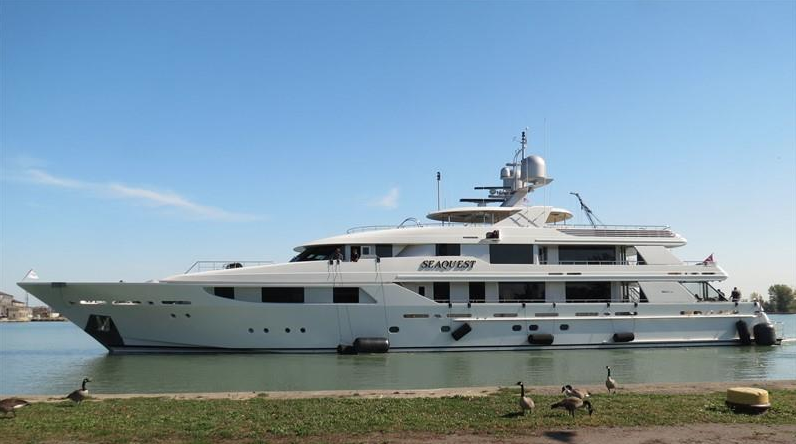 superyacht SeaQuest