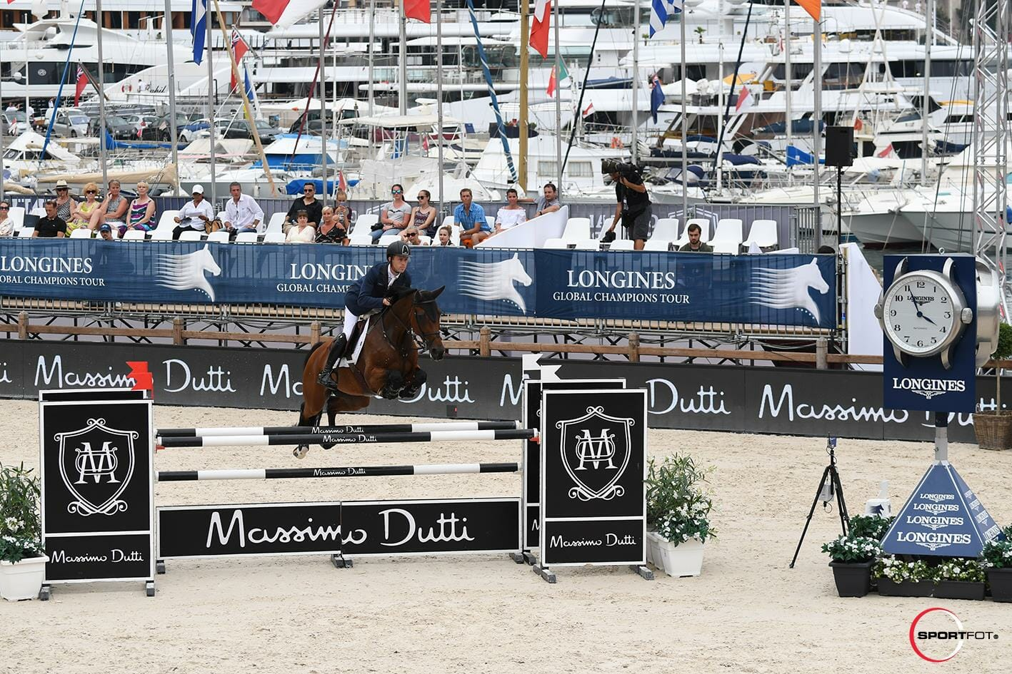 13th Monte-Carlo Jumping