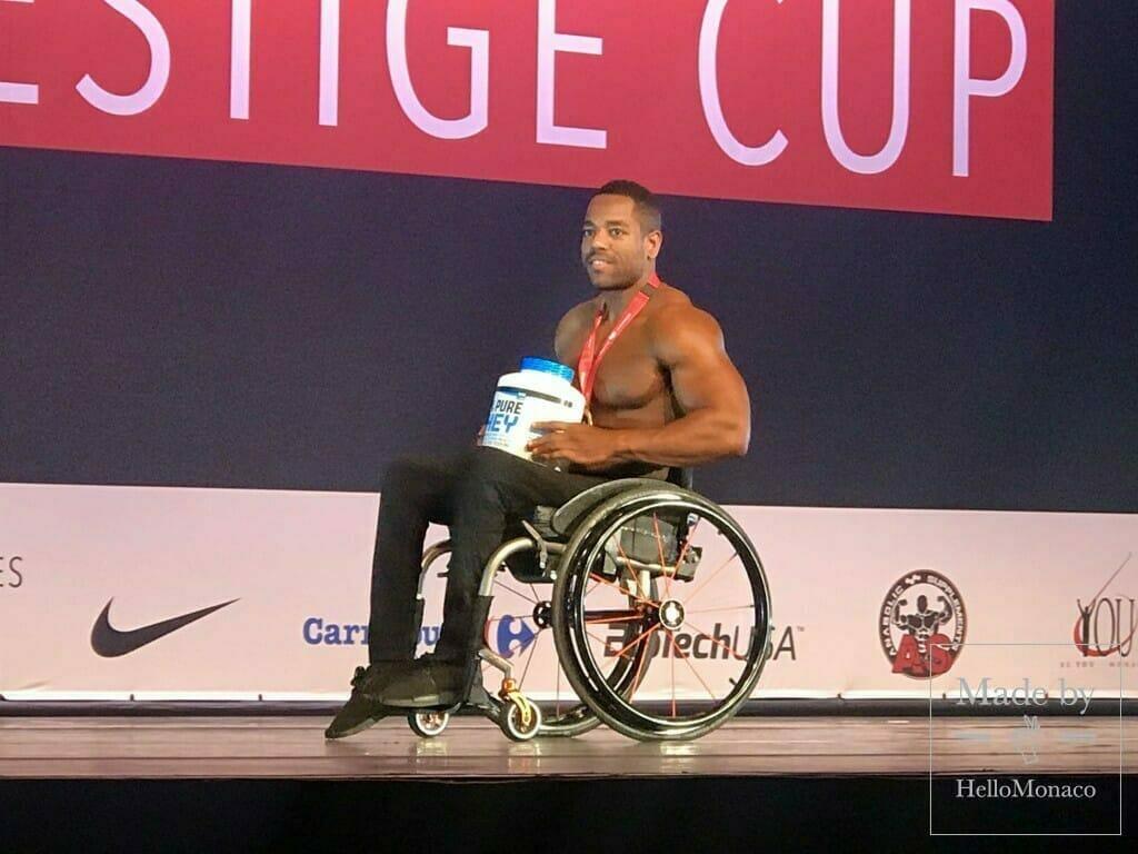 The Monaco Prestige IFBB Cup