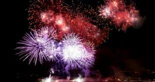 Art en Ciel Monaco Fireworks