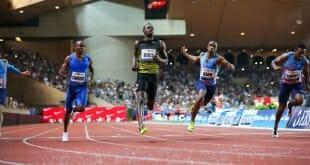 Bolt, 100m Herculis EBS 2017