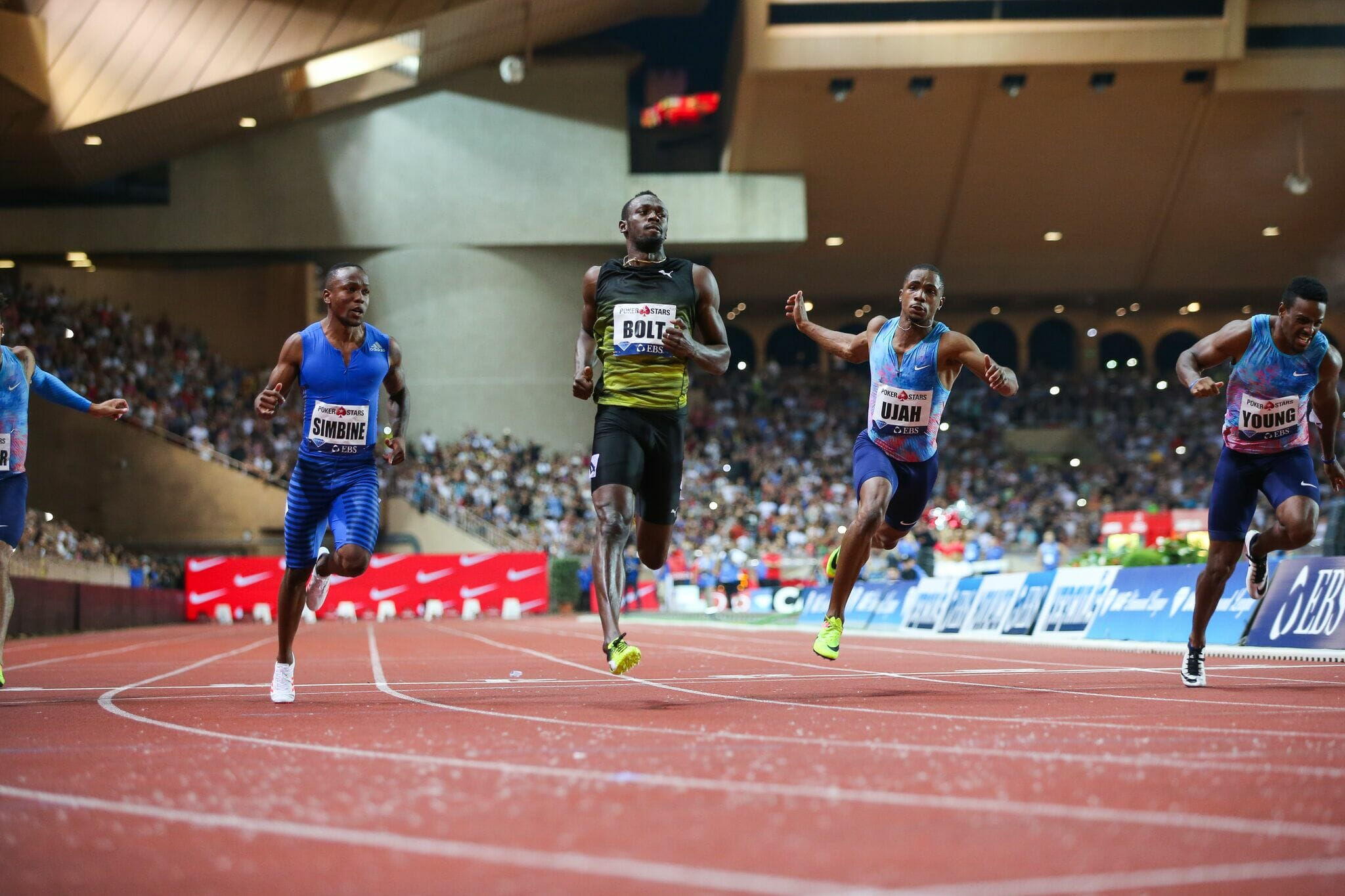 Photo of World's Best Athletes at Herculis Diamond League Monaco