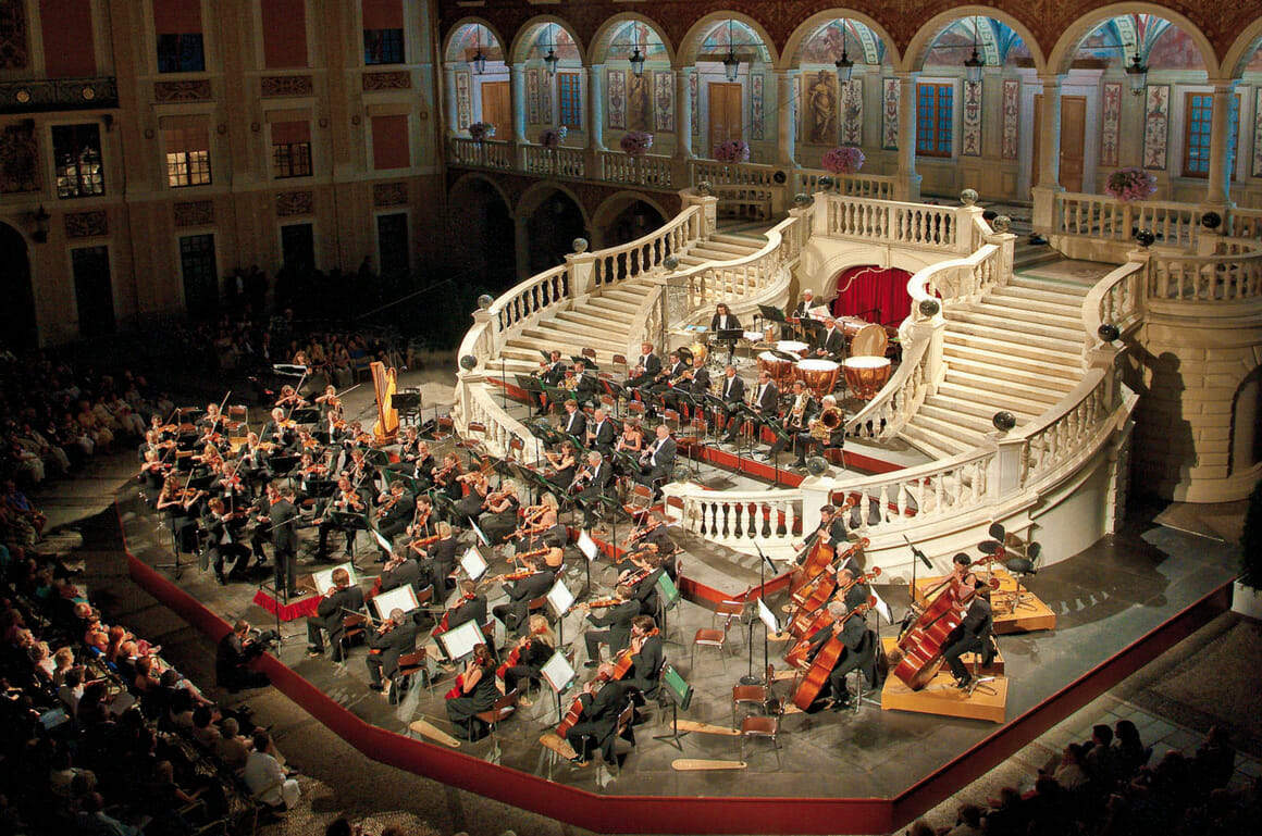 Concerts at the Prince's Palace