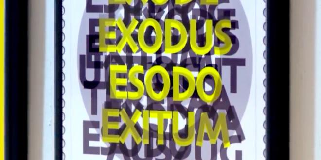 Exodus Exhibition at La Galerie des Pêcheurs