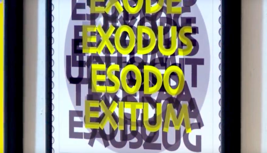 Photo of Exodus Exhibition at La Galerie des Pêcheurs