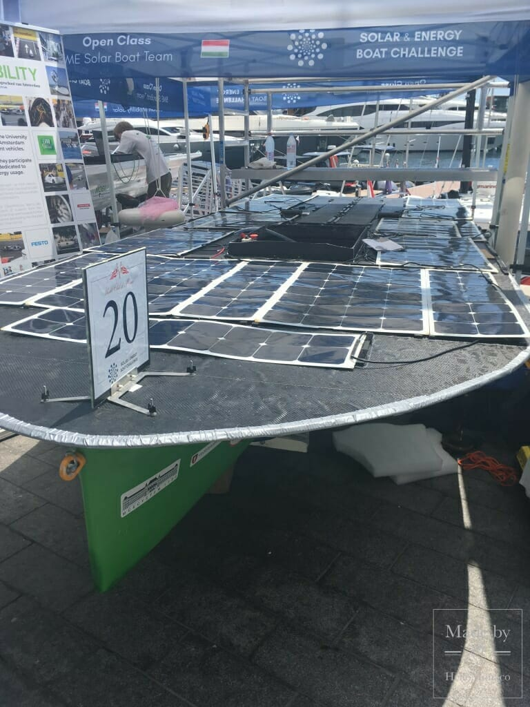 Solar and Energy Boat Challenge