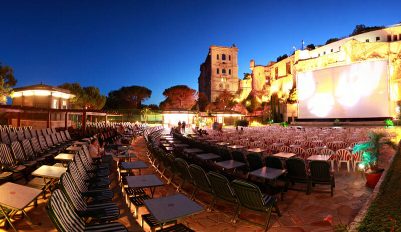 Photo of Gorgeous Summer Evenings Await You at Monaco's Unique Open-Air Cinema