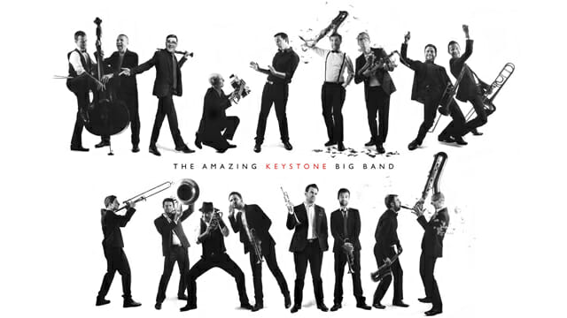 Share this article on: : The Amazing Keystone Big Band