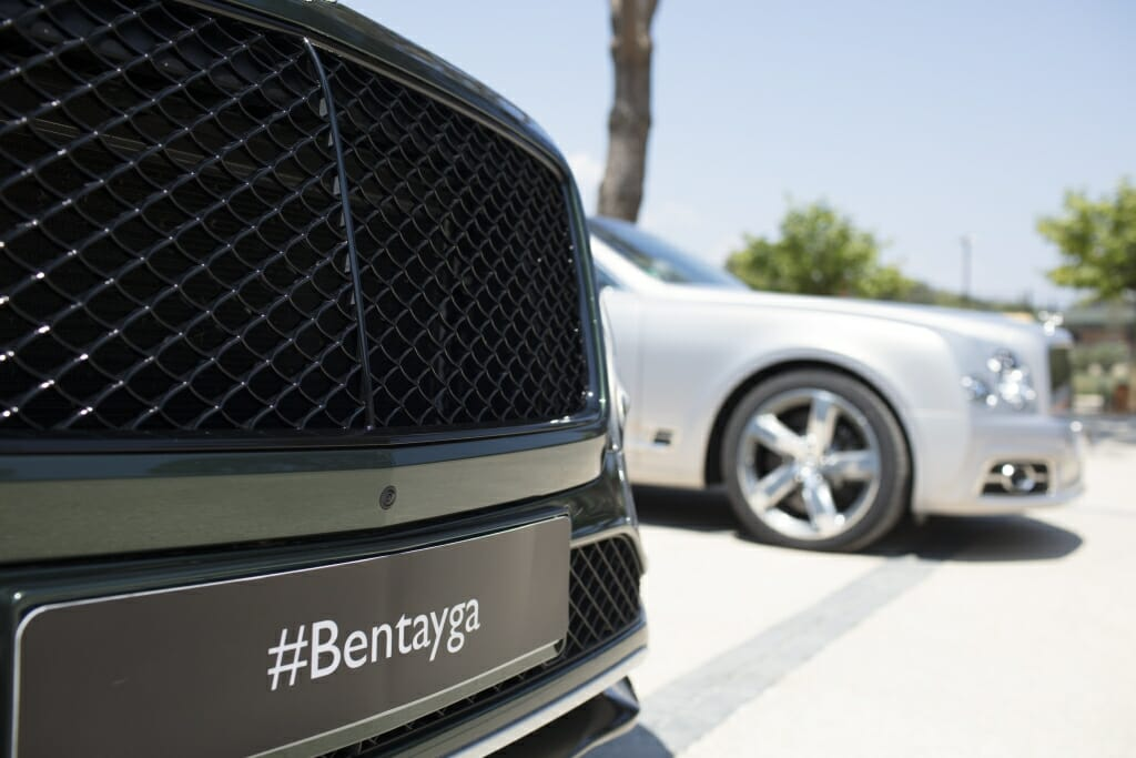 The Bentley Cannes and Monaco International Polo Cup