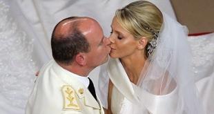Поздравляем князя Альбера II и княгиню Шарлен с Днем свадьбы!