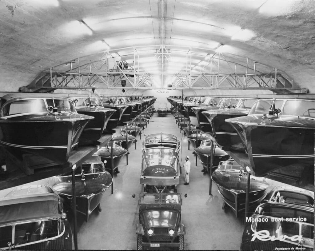 Riva Tunnel 1962