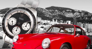 Rolex Porsche Monaco Auction