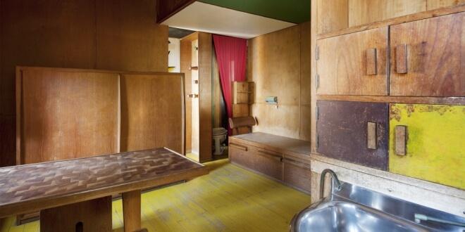 Le Corbusier, Roquebrune-Cap-Martin
