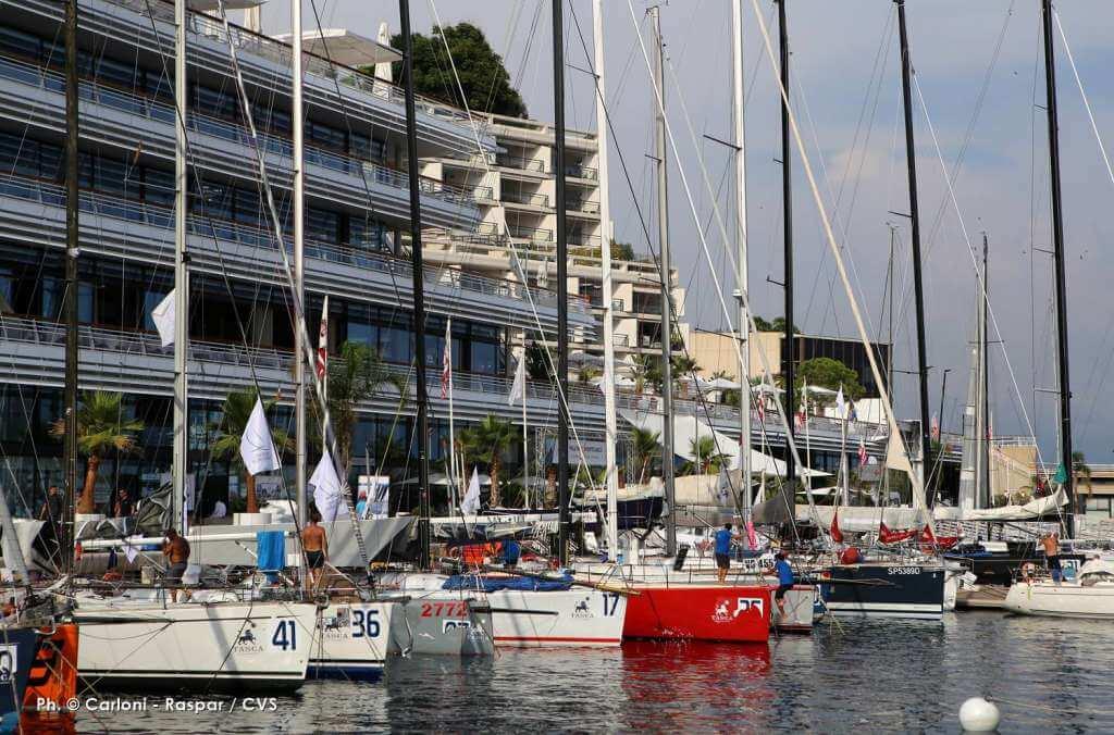 14th Palermo-Montecarlo regatta