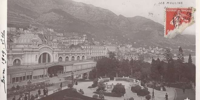 Monaco's Mills that Disappeared over Time