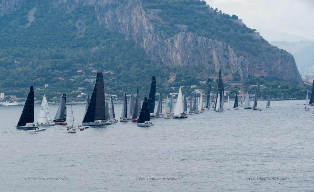 Prince Albert attends Palermo / Monte Carlo Regatta