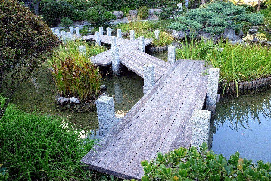 Monaco's Japanese Garden
