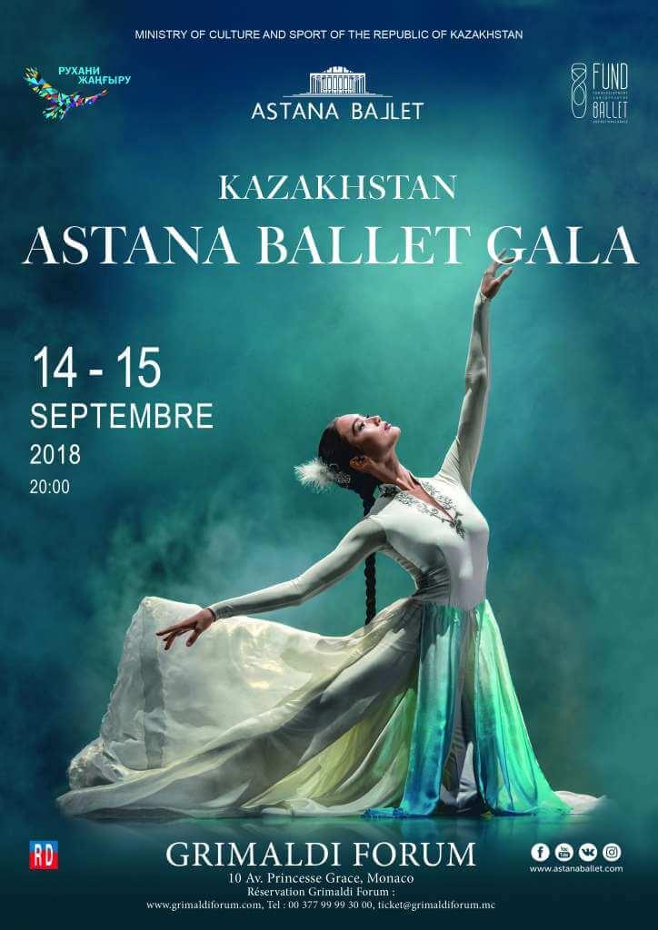 Kazakhstan Astana Ballet Gala
