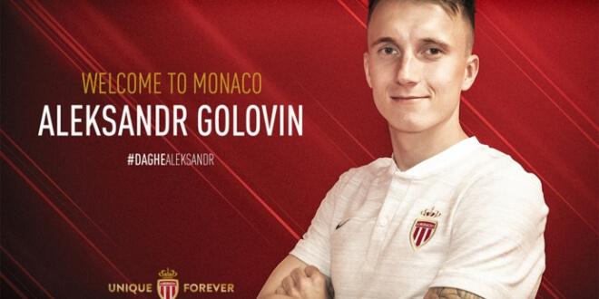 Aleksandr Golovin AS Monaco