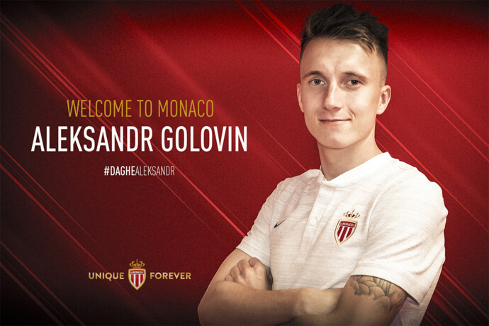 Photo of Moscow Star Player signs with AS Monaco