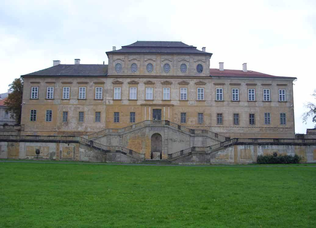 Duchcov Castle (Chechia)