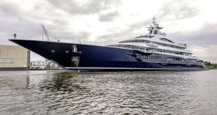 111-metre superyacht project TIS