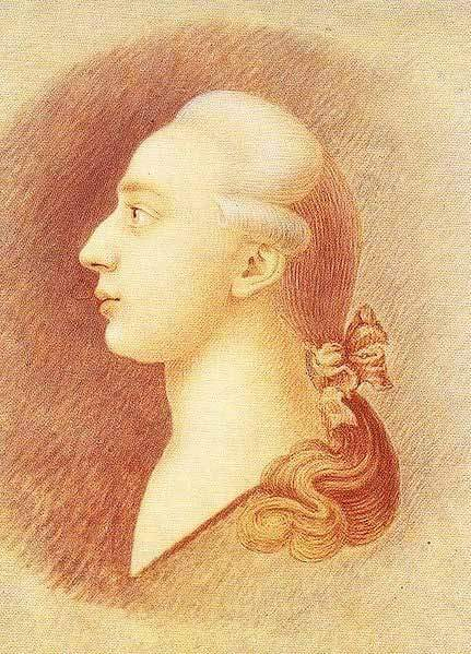 Giacomo Casanova by his brother Francesco