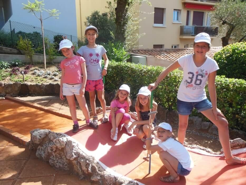 Summer Activities at Princess Antoinette Park
