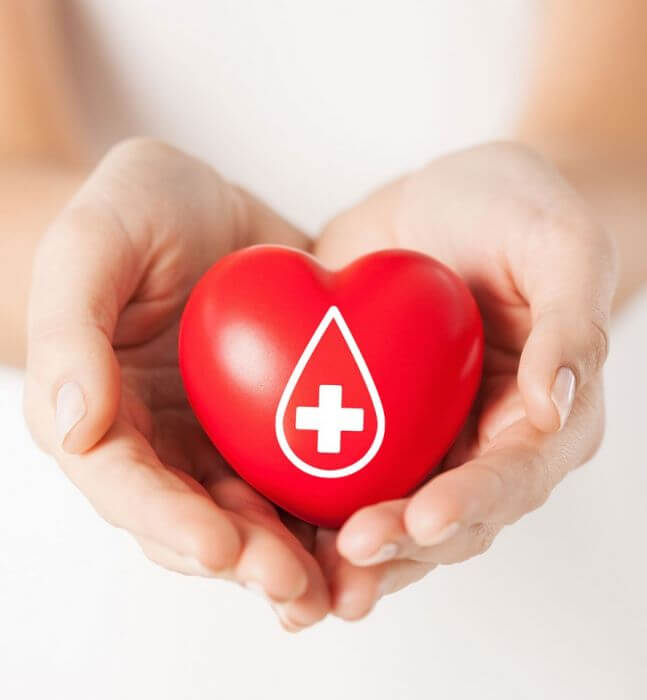 Donating Blood Saves Lives. Monaco's Princess Grace Hospital Needs You This Summer