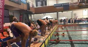 Monaco Swimmers Overwhelm the Competition at the French Swimming Championships