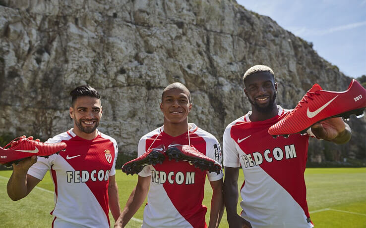 Photo of AS Monaco Memorabilia Fly Off The Shelves Even Faster Than They Score Goals