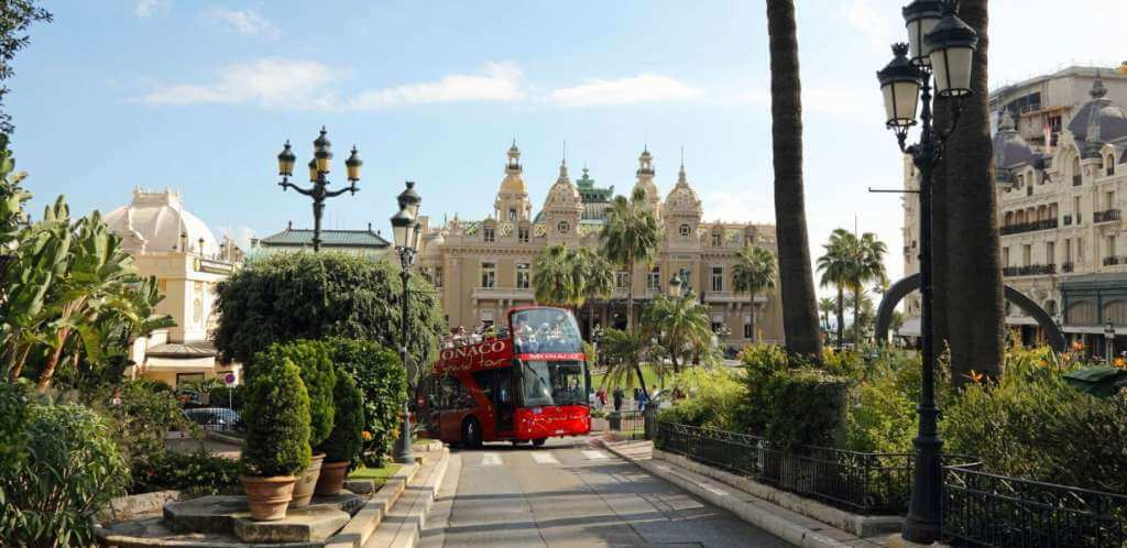 Photo of See All of Monaco in One Hour – Aboard the Big Red Bus