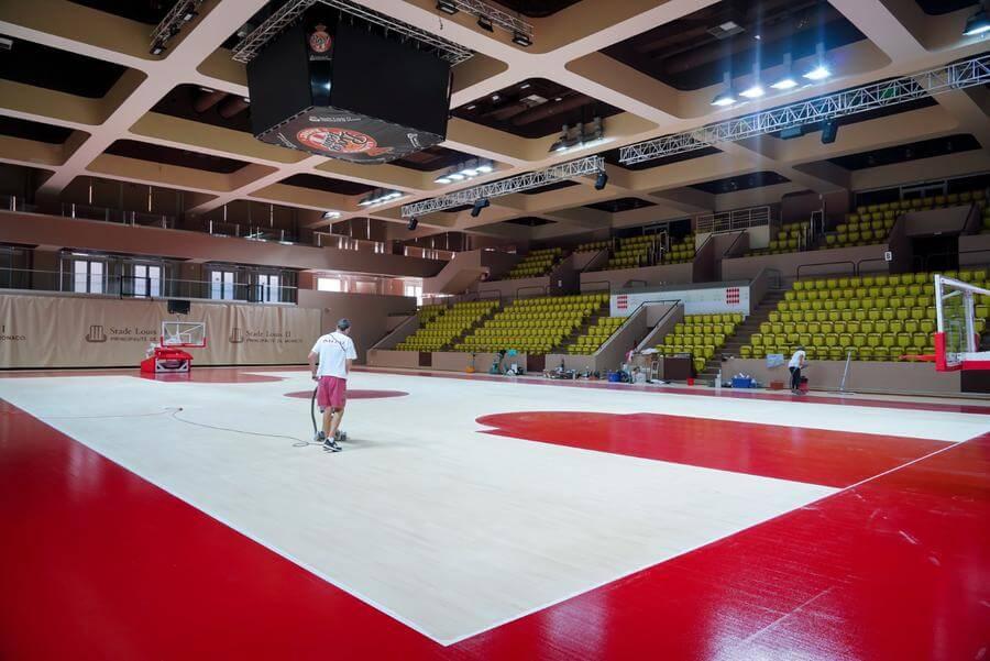 ASM Basketball Court Renovations
