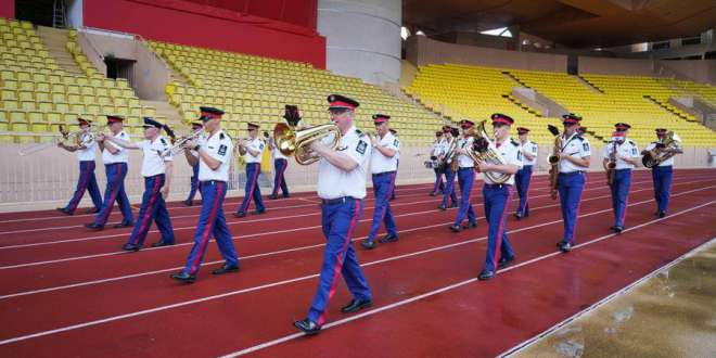 Prince Albert's Carabinieri Orchestra invited to Moscow's Military Music Festival