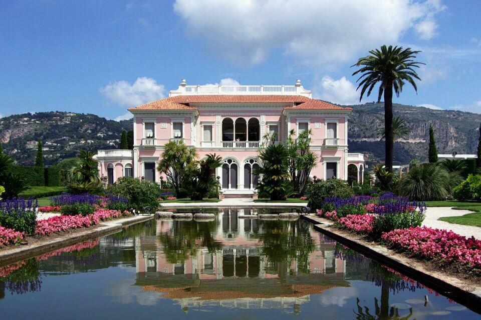 Villa Ephrussi de Rothshild