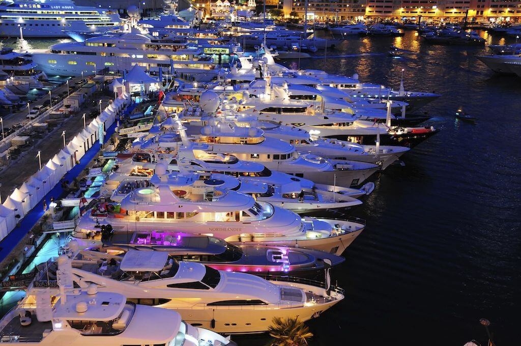 The Monaco Yacht Show, A Crown Jewel of the Principality