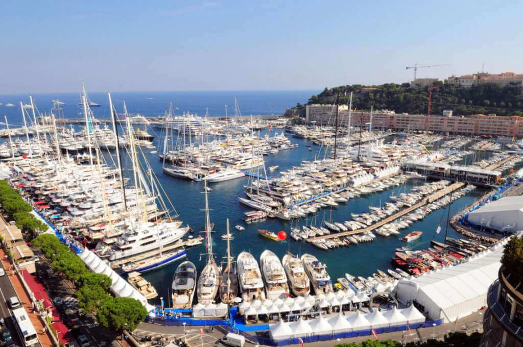 Photo of It's Just Around The Corner – The Monaco Yacht Show, A Crown Jewel of the Principality