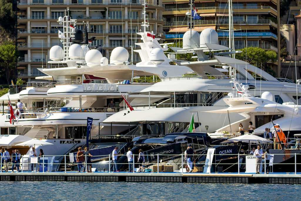 The Monaco Yacht Show, A Crown Jewel of the Principality