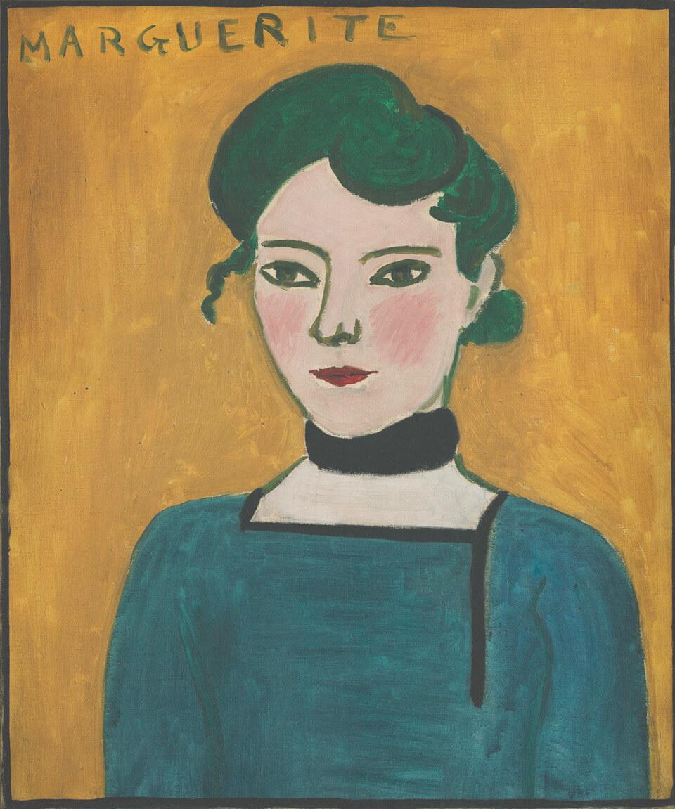 Matisse. Marguerite