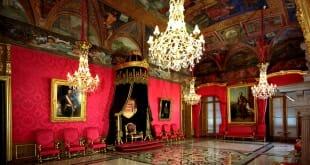 Salle du Trône du Palais Princier