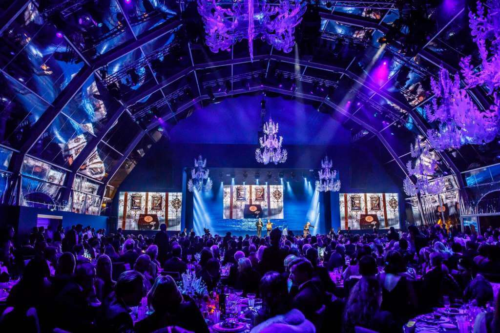 Photo of Celebrities Unite with Prince Albert for 2nd Gala for the Global Ocean