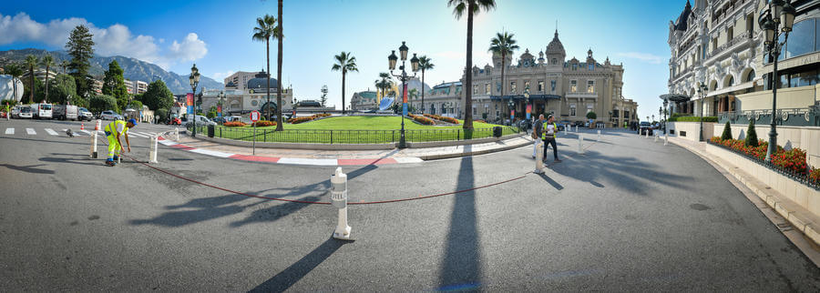 Photo of MC State news: New road layout for Place du Casino