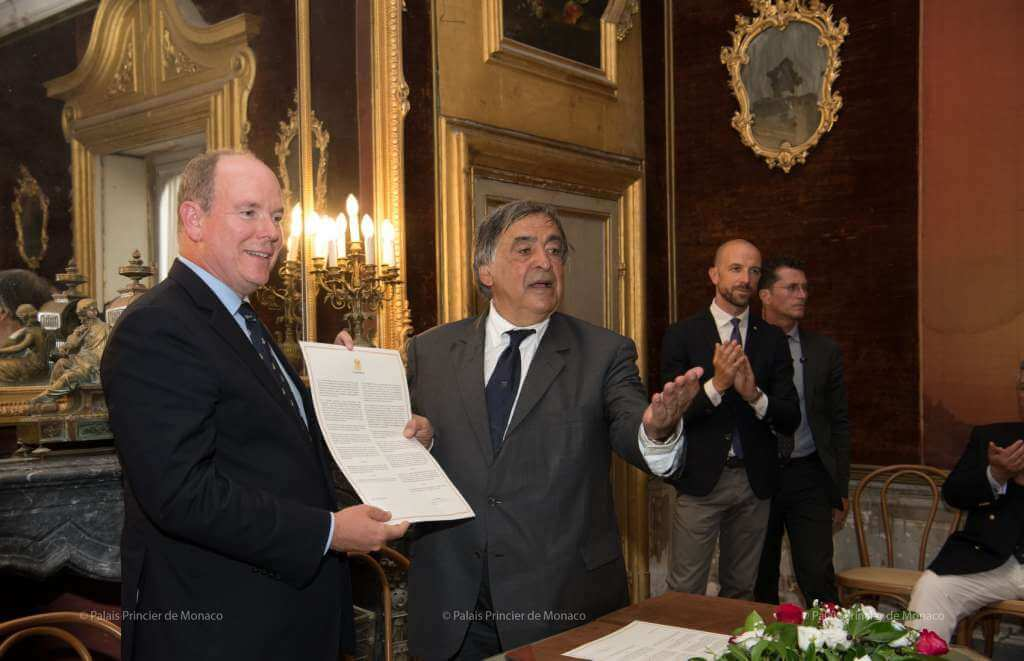 Photo of Prince Albert becomes honorary citizen of Palermo and other princely news