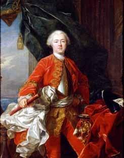 Prince Honore III of Monaco