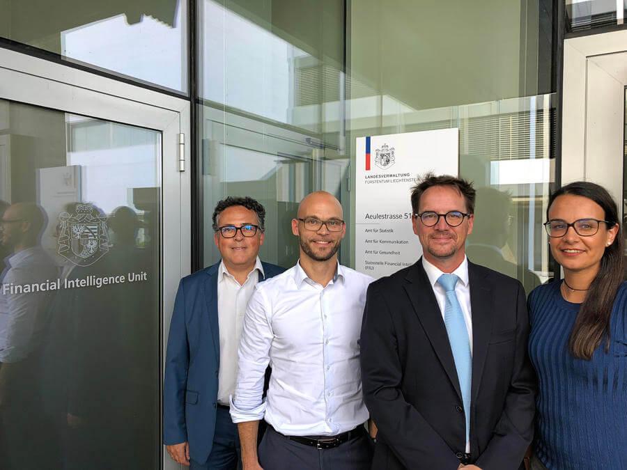 SICCFIN delegation pays study visit to Liechtenstein