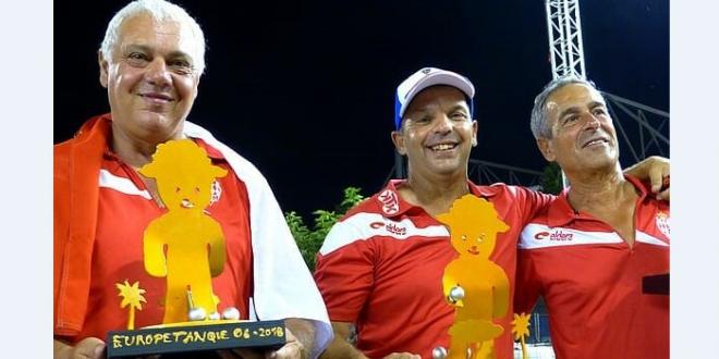 Спорт: Монако заняло первое место в соревнованиях по плаванию и петанку