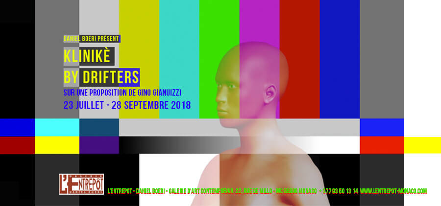 """Kliniké by Drifters"" at l'Entrepôt Gallary"