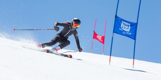 Monaco's APM Looks East With A Teenage Ambassador To China On Skis